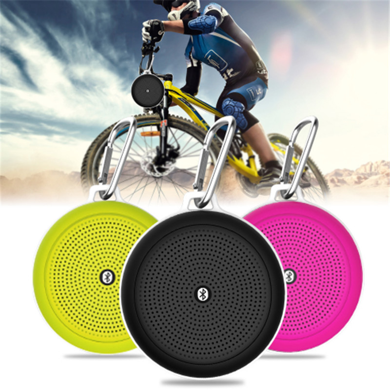 Portable Wireless Mini Outdoor Sports Y3 Bluetooth Speaker Bass Music Player Speakers For Iphone Xiaomi Support TF Card PK A9 C6