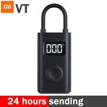 Detector de presión de neumáticos Xiaomi Mijia, bomba de inflado de neumáticos portátil y Digital para motocicletas y coches