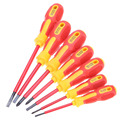 Insulated Screwdriver Set 1000V Electrician Dedicated Slotted Phillips High Voltage Resistant Screw Driver Repair Hand Tool|Screwdriver| |  -