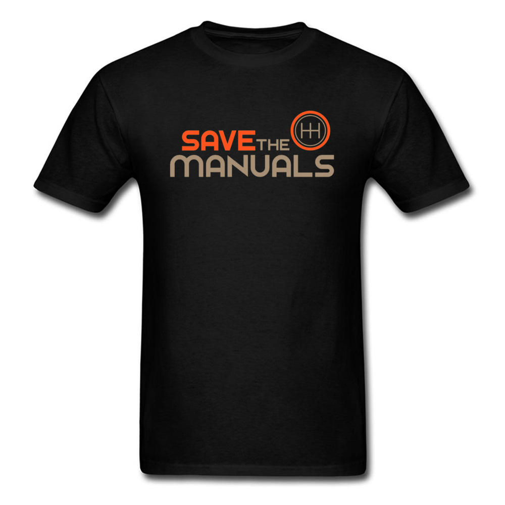 Driver Man T-shirt Car Letter Tshirt Mercedes Oversized Mens T Shirt Save The Manuals Tops Tees Thanksgiving Day Cotton Clothing
