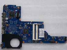 Free shipping !100% tested 646738-001 board for HP pavilion G6 laptop motherboard 100%full tested ok