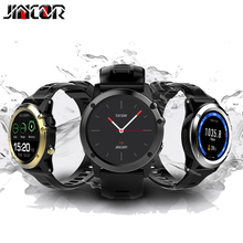 JINCOR 2017 H1 smart watch GPS WIFI and 3g ip68 waterproof real-time heart rate android / ios men's smart wear watches