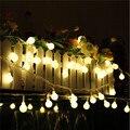Водонепроницаемый свет Шнура СИД 4 М 40led бал Батареи чехол наружного освещения украшения для фестиваля рождество Сад свадьба
