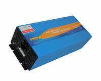 12 В/24 В/48 В 5000 Вт однофазный Чистая синусоида Мощность Инвертор Off Сетка солнечной инвертор ds 5000p