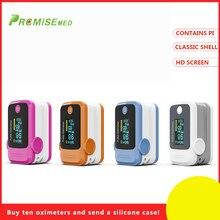 PR + MISE Профессиональный палец Кислорода Монитор SPO2 PR функции портативный дизайн