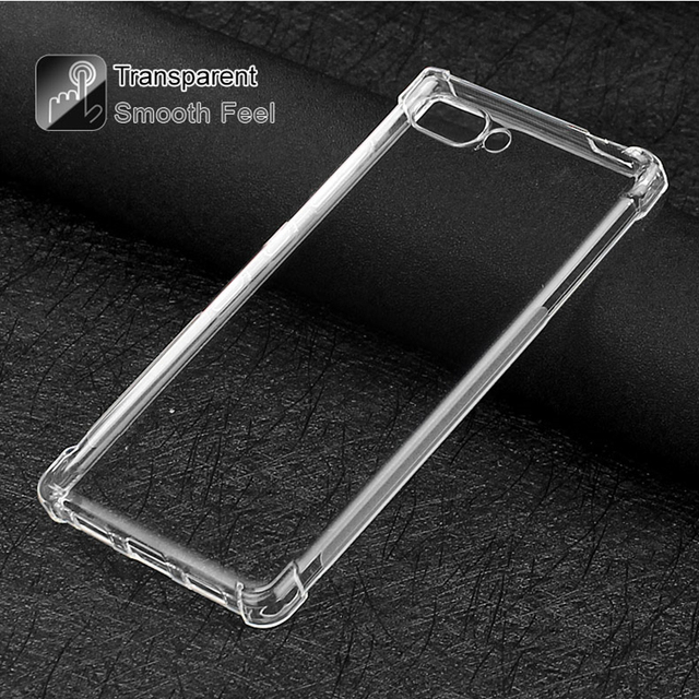 the latest 029f6 d9505 US $2.84 5% OFF For BLACKBERRY KEY2 Case Cover Silicone TPU Soft Anti knock  Phone Case For BLACKBERRY KEY 2 KEYTWO KEY TWO BBF100 BBF100 1 Case-in ...