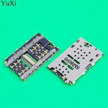 YuXi new SIM card reader connector module for Motorola Droid Turbo2 for MOTO X Force XT1580 XT1581 XT1585 geometric chromatic 08 motorola droid 2 skinit skin