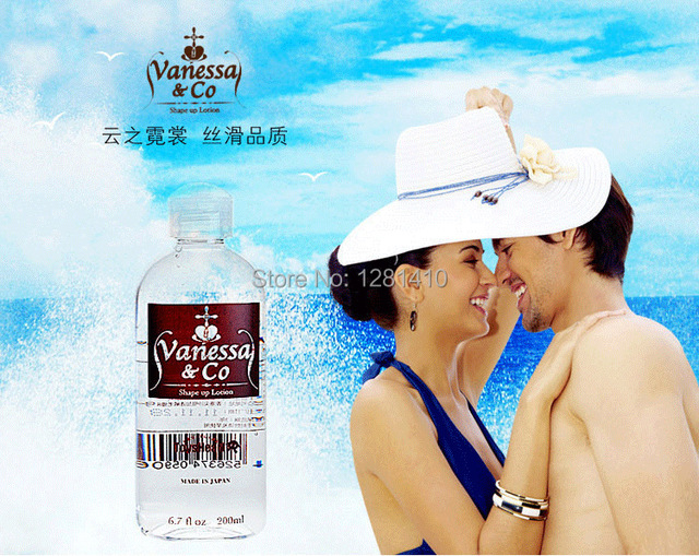 Water-soluble lubrication personal lubricant oil Sexual Lubrication anal sex