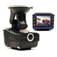 3 LCD Car Radar GPS DVR 3 In1 Russian Version 1080x720PHD Tachograph Traffic Warning Device Radar