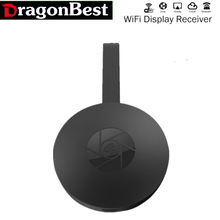 Беспроводной Wi-Fi visualizza Chromecast 2 1080 P HD ТВ-карты AirPlay Miracast медиа-стример adattatore multimediale в Google