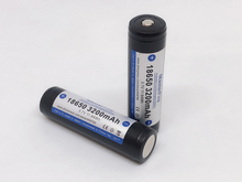 4pcs/lot MasterFire New Protected Original 18650 3.7V 3200mAh Rechargeable Battery Lithium Batteries with PCB Made in Japan