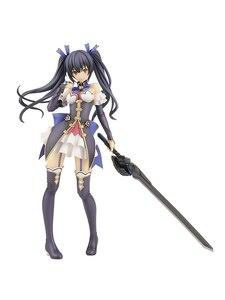 Image 1 - Anime Hyperdimension Neptunia Noire PVC Action Figure Sexy Girl Black Heart Figure Anime Figure Model Toy Collection