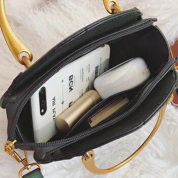 Round Shoulder Messenger Bag  4