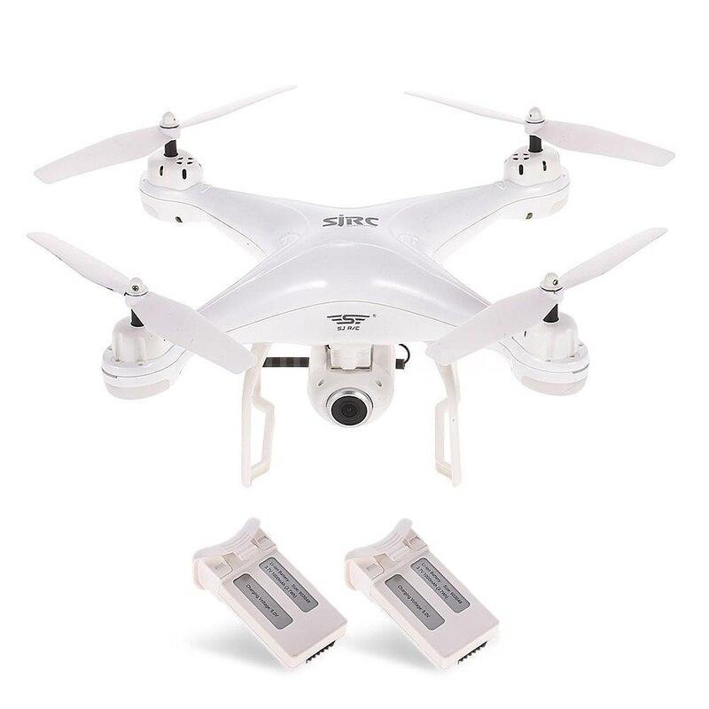 GPS quadcopter rc drone wifi avec Caméra FPV 1080 P Caméra Selfie Maintien D'altitude Sans Tête Mode Auto Retour Dron VS S30w S70w