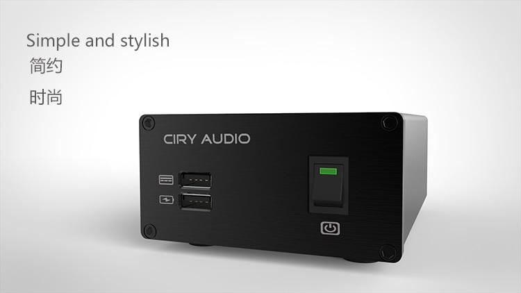 2018 Latest Nobsound HiFi 15W USB Low Noise Linear Power Supply PSU DC Regulator For XMOS DAC CM6631 breeze audio ba25w hifi 25w ultra low noise linear power supply for dac audio amplifier optional 5v 7 5v 9v 12v 16v 24v