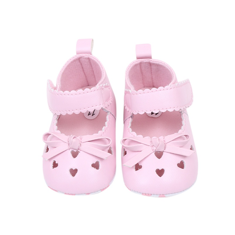Baby Girls Shoes First Walkers Todder Infant Girl Prewalker Flower Soft Sole Shoes