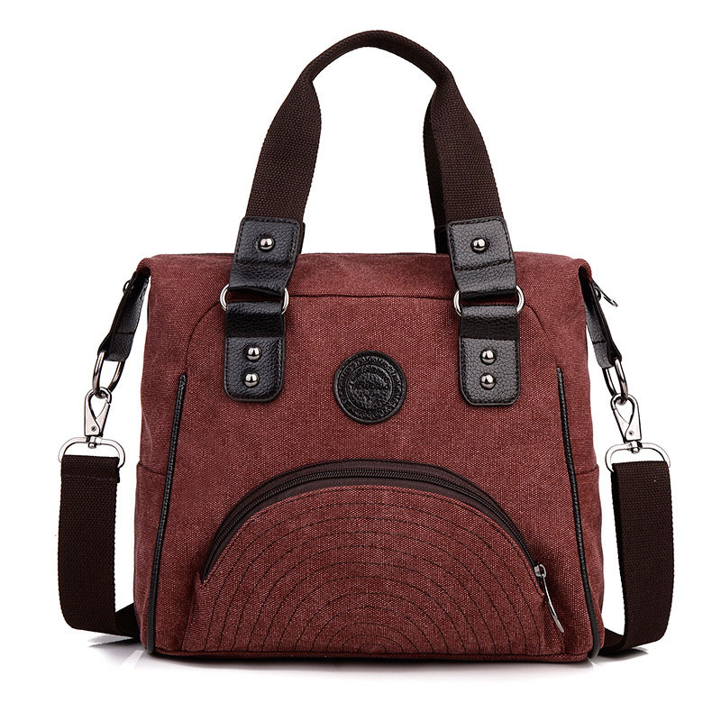 Fashion Women Shoulder Bag High Quality Handbags Female Canvas Messenger Bags Famous Brands Designer Handbag кронштейн vogels vlb500