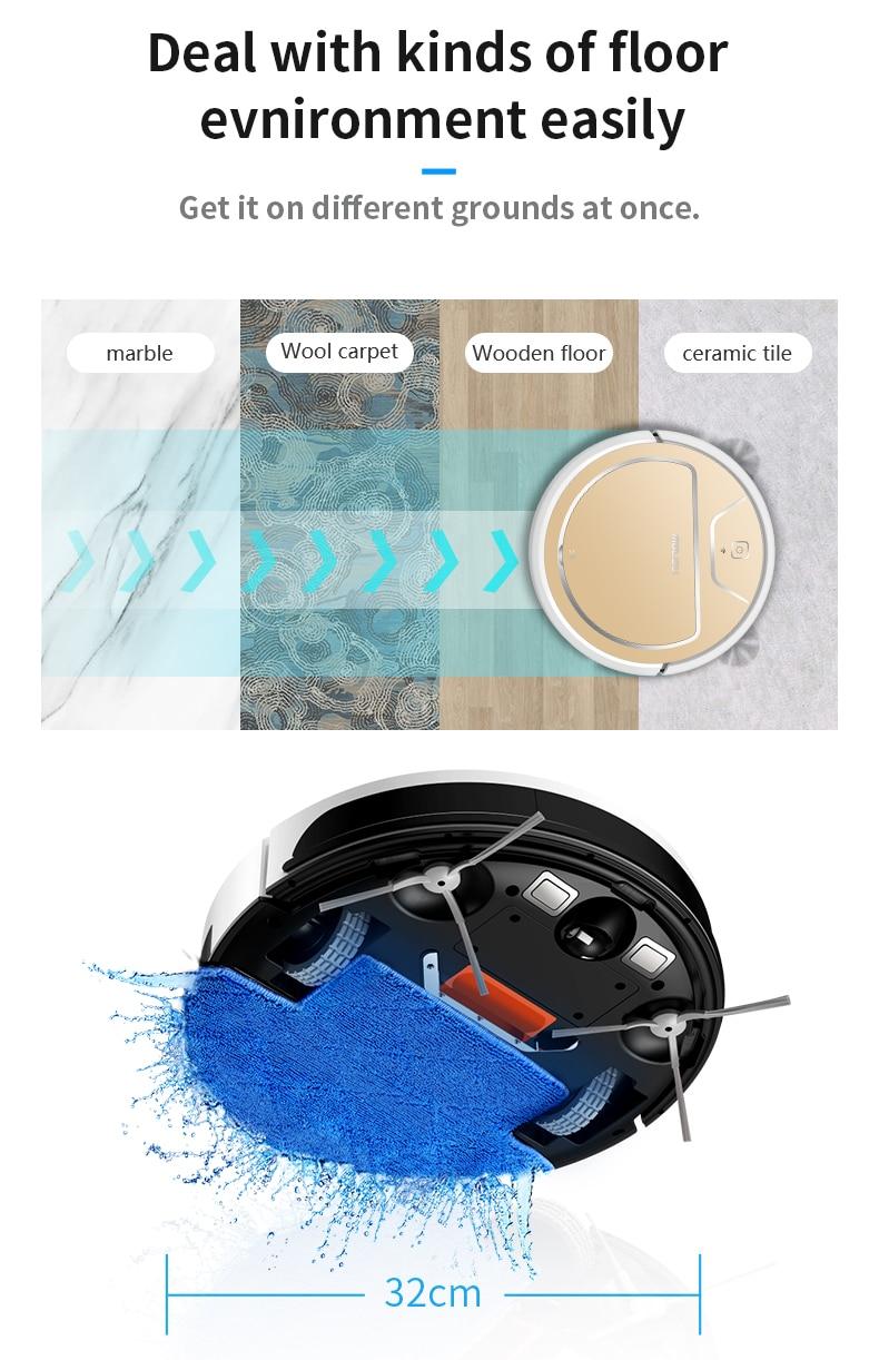 HTB19fQXbdfvK1RjSszhq6AcGFXaK 2019 Original Molisu MI Robot Vacuum Cleaner for Home Automatic Sweeping Dust Sterilize Smart Planned Mobile App Remote Control