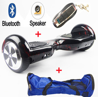 Samsung battery +bluetooch+remote +bag 6.5 inch self balance electric scooter electric skateboard hoverboard for Christmas gift