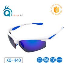 Swimsuit accessories polarized Anti-UV400 Lady/gentleman sunglasses outdoor cycling sport glasses Unisex goggles black white