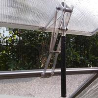 Automatic Window Opener Agricultural Greenhouse Heat Sensitive Maximum 40cm Maximum 15 kg Lifting capacity Vent Cool Device