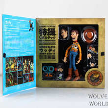 История игрушек Вуди серии NO. 010 Sci-Fi специальный ПВХ фигурка коллекционная игрушка 16 см KT3710