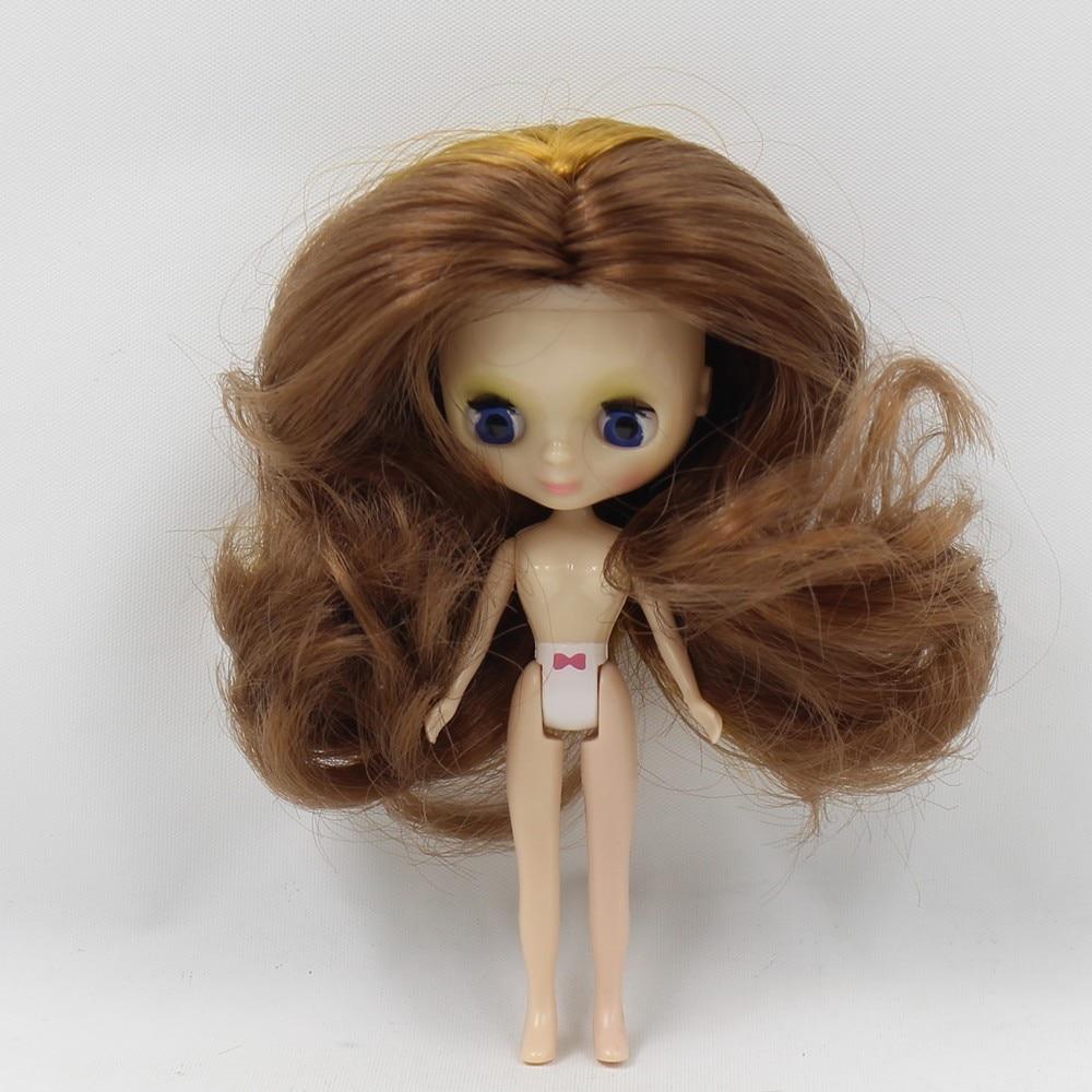 Petite Blythe Doll with Multi-Color Hair, Sleepy Eyes & Bendable Body 1