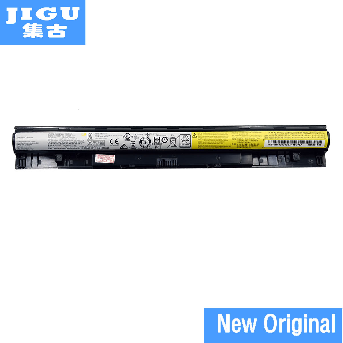 JIGU Original L12L4E01 Laptop Battery For LENOVO G400S G405S G410S G500S G505S G510S S410P S510P Z710 L12S4A02 L12M4E01 L12S4E01 jigu new battery l11l6y01 l11s6y01 for lenovo y480p y580nt g485a g410 y480a y480 y580 g480 g485g z380 y480m