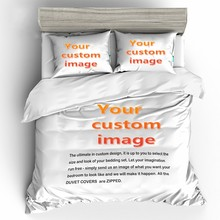 Bedding Set Duvet Cover CM01 Home 3pcs Customized Pillowcases 3D Digital Printing Custom Bedding Set Design, Picture striped bedding 3pcs duvet cover set digital print