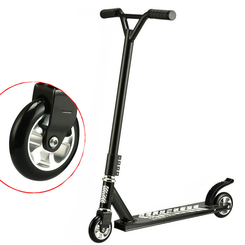 Boys Pro Stunt Scooter with Stable Performance, Adult Extreme Scooter, Best Entry Level Freestyle Stunt Scooter for 7ages up 2015 new design freestyle stunt scooter in hot selling