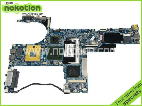 418904-001 Laptop motherboard For HP NC6400 945PM With Graphics Card DDR2 Full Tested Working Perfect  Free shipping for hp 6545b 583257 001 laptop motherboard working well and full tested