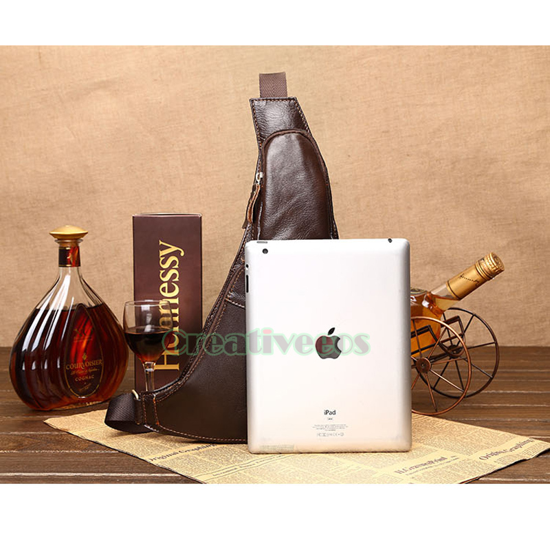 bolsa de viagem em couro Material Composição : Cowhide
