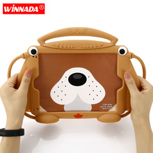 For ipad 2018 case non-toxic soft silicone Stand Hand Holder kids tablet cover for pro 9.7 2017 9.7 inch  for ipad air 2 case коваль т транспорт фотокнига
