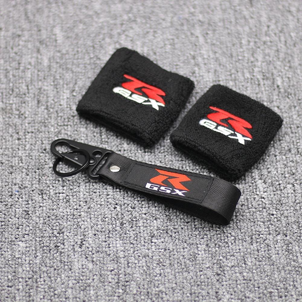 Motorcross 3D GSX-R носки для переднего тормозного бака для Suzuki GSXR600 GSXR750 GSXR1000 GSF1200 DL1000 GSX1400 SV 650 1000