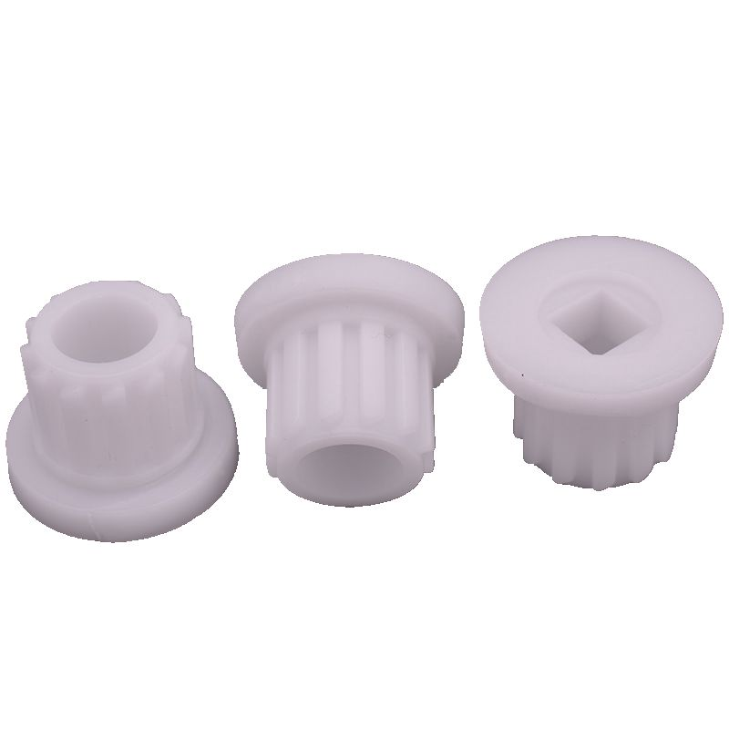 3 Pcs Plastic Gears Meat Grinder Parts Gear Plastic Sleeve Screw For Bork Cameron CAM004 Spare Parts Accessories