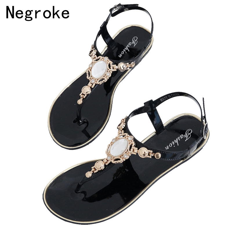 d0ed2e15062b49 Buy sandal rhinestone gladiator and get free shipping on AliExpress.com