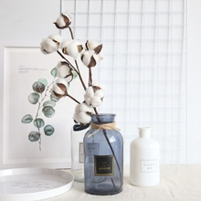 10pcs/lot High quality new artificial cotton single branch flower DIY home party office wedding decoration flowers