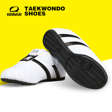 Wholesale Taekwondo Shoes Martial Arts Breathable Shoes Kung Fu Wu Shu KarateTraining Shoes Fitness Body Building Adult and Kids