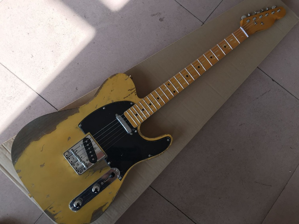 Tele, Style, Electric, High, New, Quality