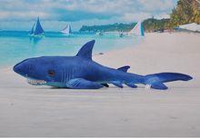 Shark Pillow popular large shark pillow-buy cheap large shark pillow lots from