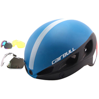 4D Cycling Helmet Ultralight 250g Road Mountain MTB Bicycle Helmet In Mold Bike Helmet With Insect