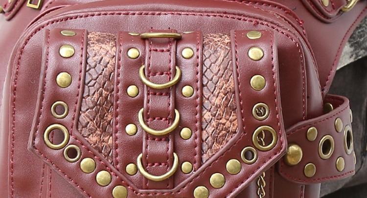 NOUVEAU SELLE Hip Chasse Acier fiole baton /& Bridle épais en cuir marron foncé Case