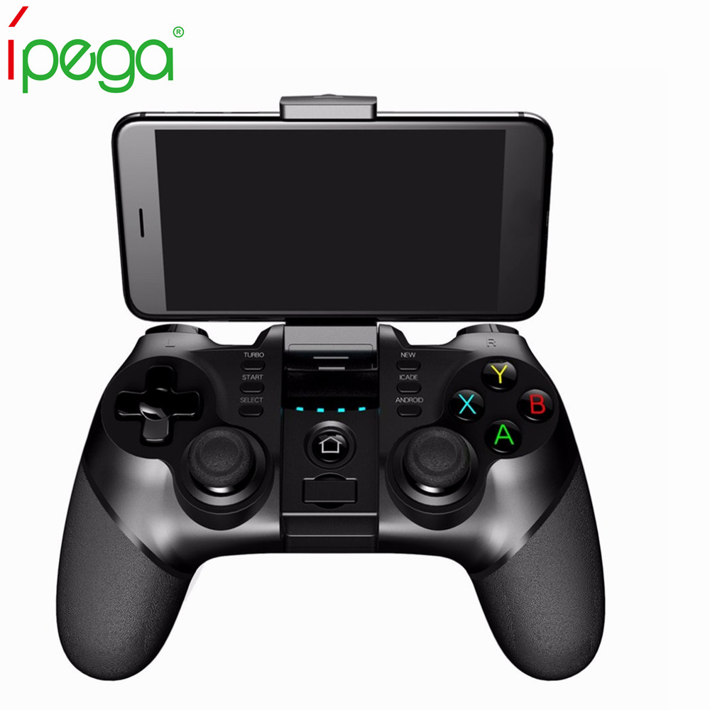 все цены на IPEGA PG-9077 Wireless Bluetooth Gamepad Gaming Controller Android Smart Phone TV Box Joystick For Xiaomi Huawei Honor Game Pad