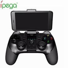 IPEGA PG-9077 Sans Fil Bluetooth Gamepad Contrôleur de Jeu Android Téléphone Intelligent TV Box Joystick Pour Xiaomi Huawei Honor Jeu Pad
