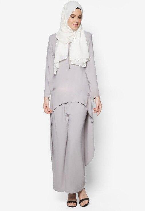 С брюками мусульманские