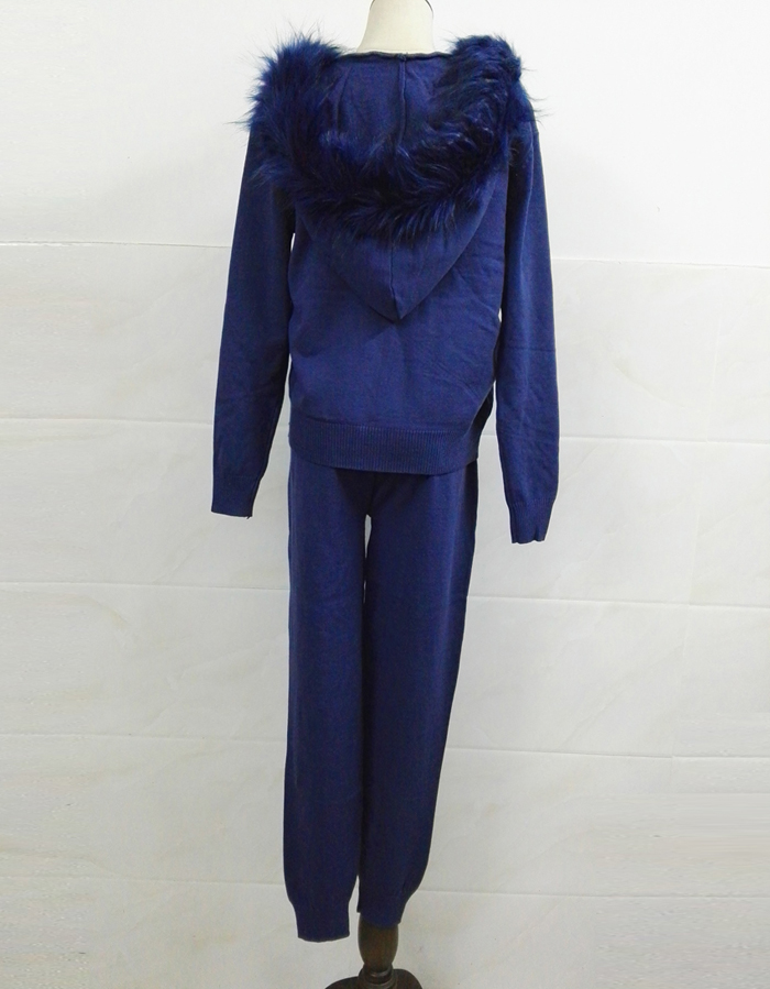 Winter Knitted Suit for Women 15