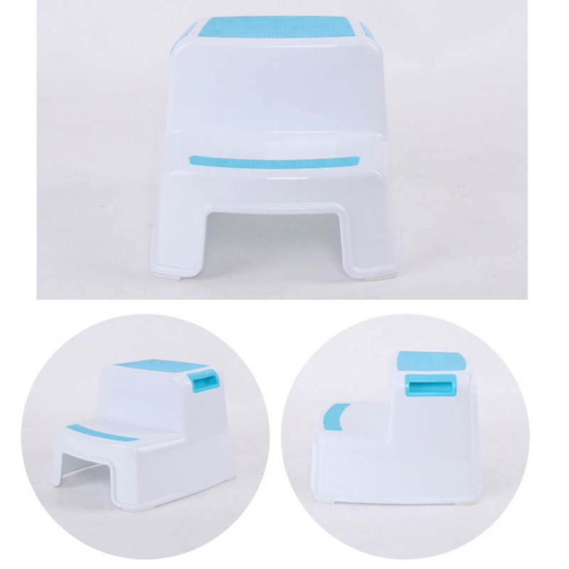 Fine Us 17 74 39 Off Toilet Potty Training Kids 2 Step Stools Toddler Non Slip Bathroom Potty Stool Dtt88 In Wall Mounted Shower Seats From Home Alphanode Cool Chair Designs And Ideas Alphanodeonline