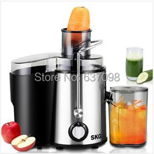 china SKG Stainless Steel Vegetable/Fruit Electric Juicer MY-610 (220V) free shipping
