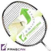 5pcs Lot N90 3 Fangcan High End Badminton Racket N90iii With String Ultralight Woven Top