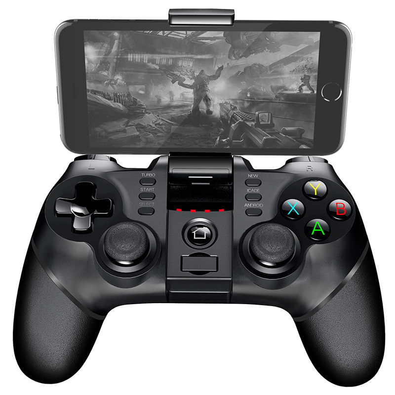 IPEGA PG-9077 Gamepad Mobile Game Controller Wireless Bluetooth For Phone Joypad Android Phone Tablet PC Android TV System